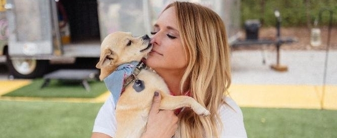 Miranda Lambert's Muttnation Showers Country Music Fans with Puppy Love at Adoption Drive