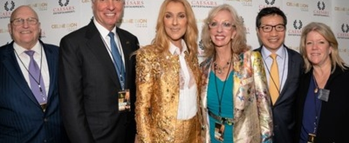 Caesars Entertainment Presents Music Superstar Celine Dion at Tokyo Dome for First Japanese Performance in Twelve Years