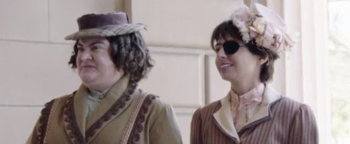 VIDEO: Sneak Peek - Comedy Central's ANOTHER PERIOD Returns for Season 3, 1/23