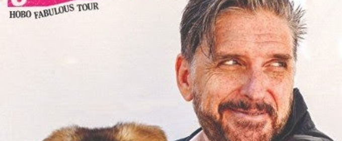 Craig Ferguson Announces HOBO FABULOUS Tour Dates