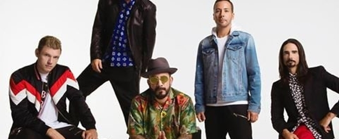 Backstreet's Back! Backstreet Boys Announce New Single DON'T GO BREAKING MY HEART