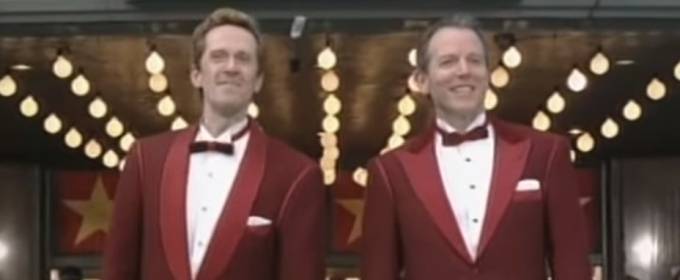 VIDEO: On This Day, November 22- Happy Holidays to You! WHITE CHRISTMAS Returns to Broadway!