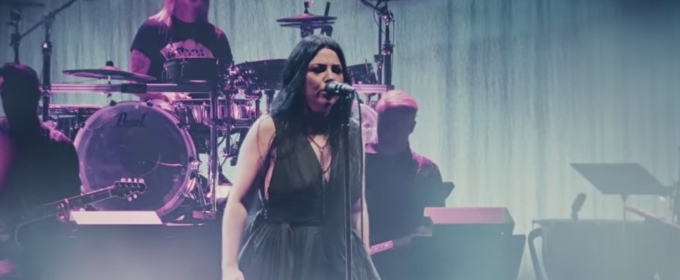 VIDEO: Evanescence Release New HI-LO Music Video Featuring Lindsey Stirling