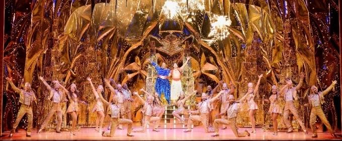 ALADDIN a Magical Musical Delight Now Thru Jan 7
