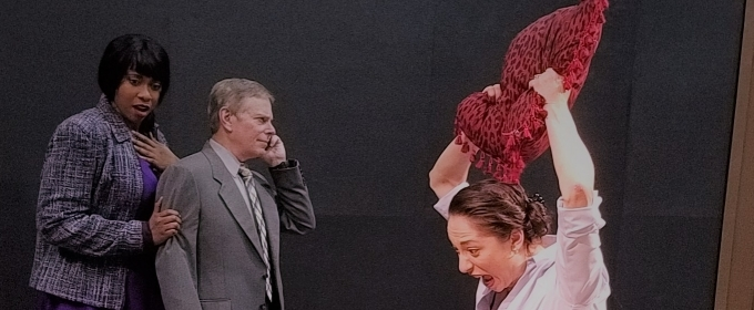 BWW Review: GOD OF CARNAGE at Theatre Harrisburg