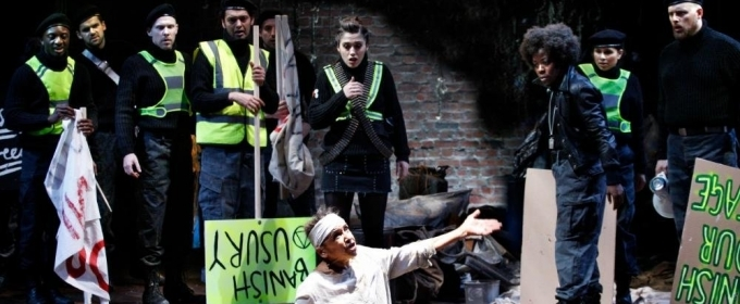 BWW Review: TIMON OF ATHENS, RSC Swan Theatre
