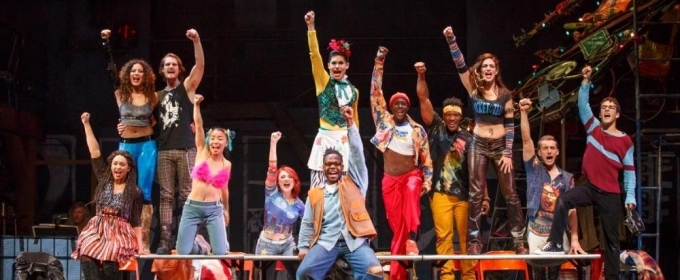 RENT 20th Anniversary Tour Coming to Atlanta's Fox Theatre This February