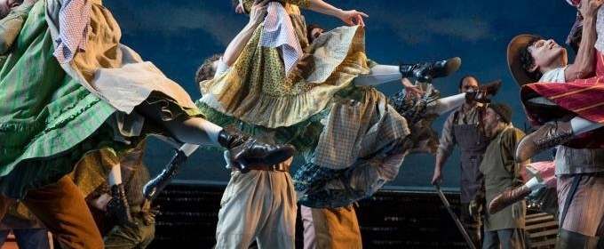 BWW Review: The Choreography for CAROUSEL ON BROADWAY Doesn't Best de Mille's Original Dances