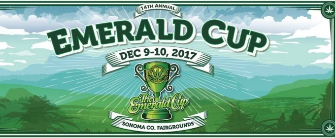 The Emerald Cup Announces Their 2017 Glass Artists