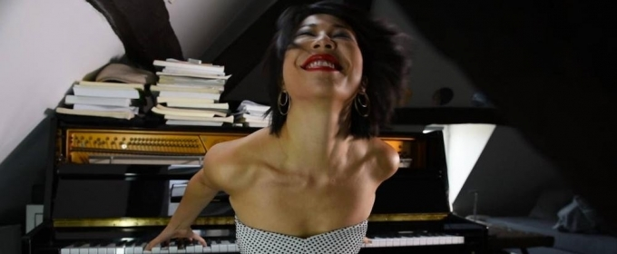 Spectrum Presents Pianist Jenny Q Chai In Sonorous Brushes, A Multi-Sensory Concert Using Antescofo Software