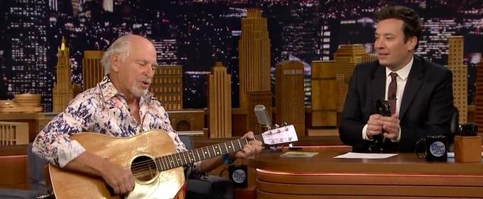 VIDEO: Jimmy Buffett Leads a MARGARITAVILLE Sing Along on