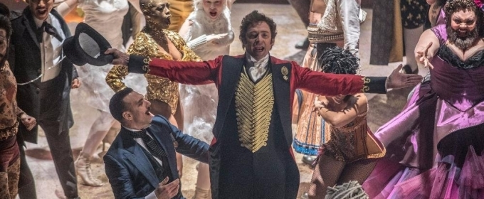 VIDEO: Watch Hugh Jackman 'Come Alive' in THE GREATEST SHOWMAN's New 360 Video!