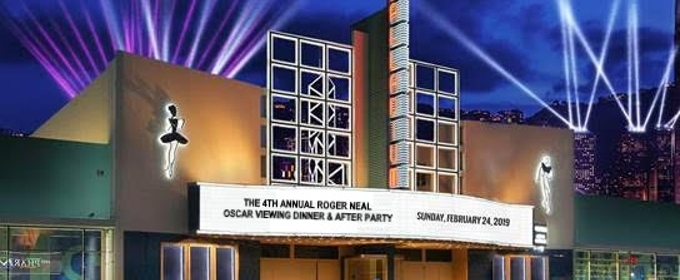 BWW Previews: THE 4TH ANNUAL ROGER NEAL OSCAR VIEWING DINNER