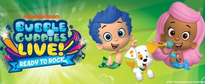 Bubble Guppies Live Ready To Rock To Swim To The Beacon