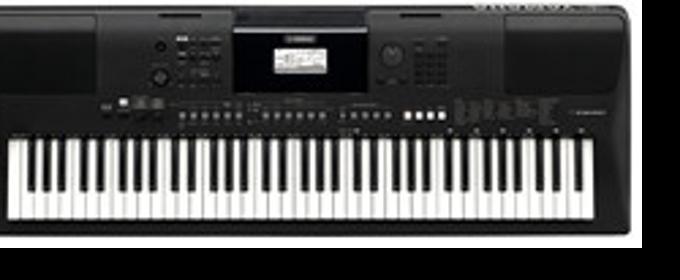 Yamaha Introduces the PSR-EW410 and PSR-E463, Powerful Portable