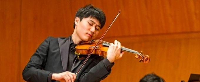 Violinist In Mo Yang Joins Boston Philharmonic Youth