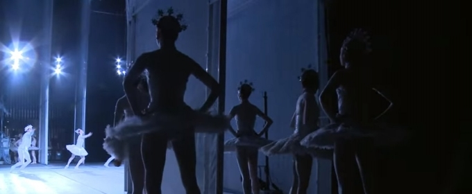 VIDEO:  The Magic Behind the Snow Scene in THE NUTCRACKER