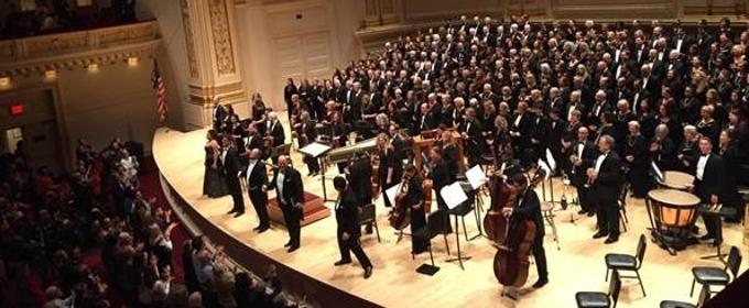 Oratorio Society Of New York Announces Expanded 2018-19 Season: Sibelius's KULLERVO, Szymanowski's STABAT MATER, Verdi Requiem And More