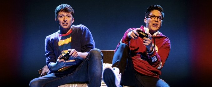 Photo Flash: Get a First Look at Will Roland, George ...
