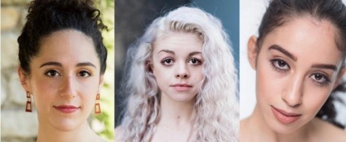 Jordan Ryder, Kanon Sapp and Melanie Ramos Awarded Eryc Taylor Dance Grants to Create New Work