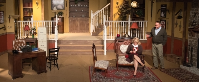 Photo Coverage: First look at Performing Arts Creative Ensemble's DEATHTRAP