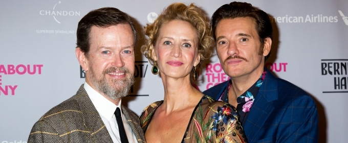 Photo Coverage On The Red Carpet At Opening Night Of