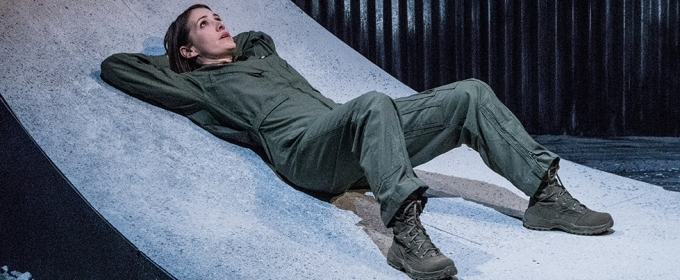 BWW Review: Compelling GROUNDED at Dobama