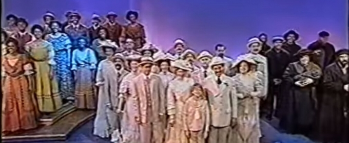 On This Day, January 18= RAGTIME Opens On Broadway Starring Audra McDonald, Marin Mazzie, and Brian Stokes Mitchell