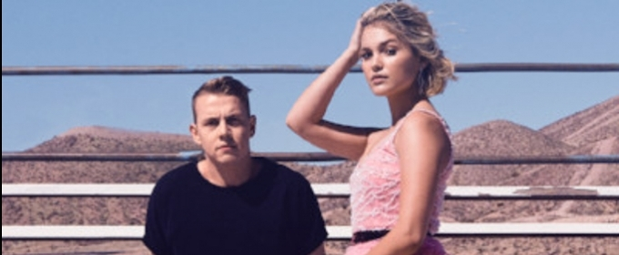 Martin Jensen & Olivia Holt Release New Summer Anthem '16 Steps'
