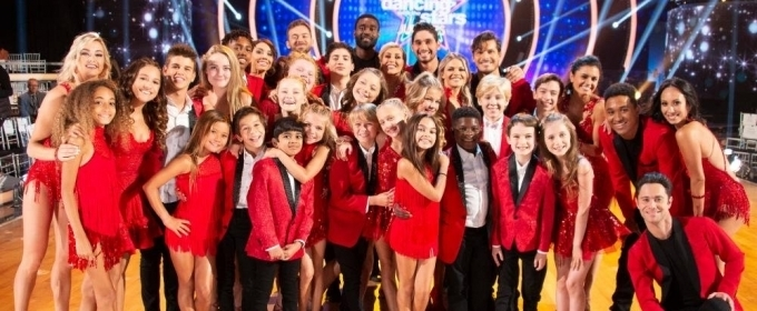 ABC Announces the Cast of Celebrity Kids for DANCING WITH THE STARS: JUNIORS