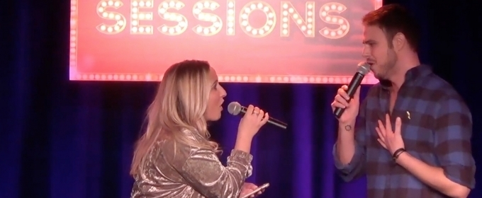 BWW TV Exclusive: Whole Artist Management Takes Over at Broadway Sessions!