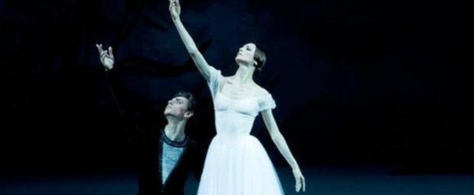 Sergei Polunin Dances for American Audiences in Bolshoi Ballet's GISELLE April 8