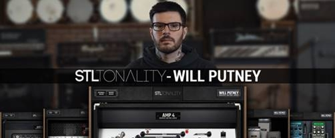 STL Tones Releases The Will Putney Tonality Plug-In Suite on
