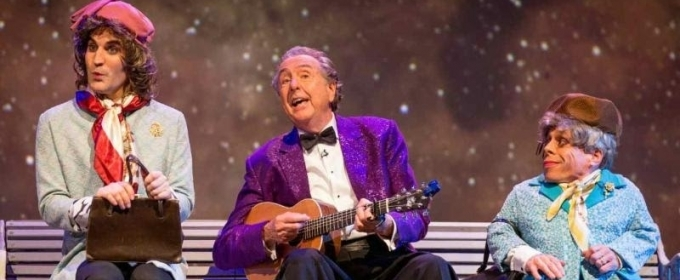 PBS Presents Eric Idle's Zany Variety Show THE ENTIRE UNIVERSE 12/22