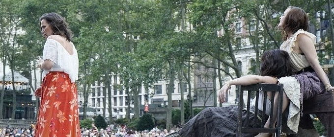 New York City Opera Presents CARMEN At Bryant Park