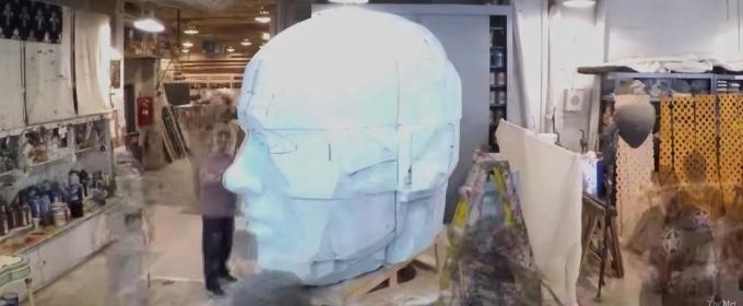 VIDEO: Go Behind The Scenes of Darko Tresnjak's SAMSON ET DALILA at The Met