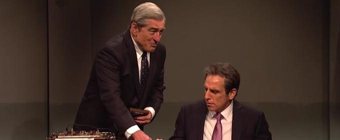 VIDEO: SNL Brings in Ben Stiller and Robert De Niro For Meet the Parents Cold Open