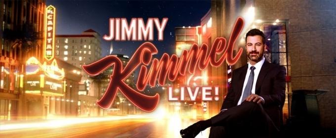 JIMMY KIMMEL LIVE to Host AVENGERS: INFINITY WAR Week Beginning Monday, April 23