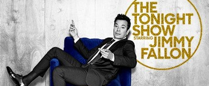 Scoop: Upcoming Guests on THE TONIGHT SHOW STARRING JIMMY FALLON on NBC