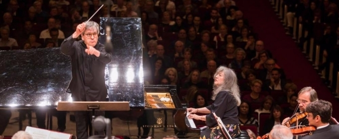 BWW Review: Forget Springsteen - Argerich Was the Rock-Star in Town at Carnegie Hall
