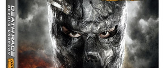 DEATH RACE: BEYOND ANARCHY Out on Blu-ray/DVD, Digital & On Demand October 2, 2018