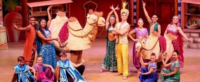 BWW Review: ALADDIN AND HIS WINTER WISH Panto Makes Laguna Playhouse Merry