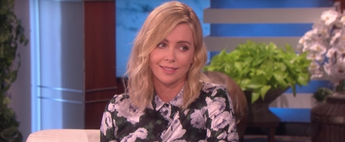 VIDEO: Charlize Theron Chats Her Transformation For Upcoming Film TULLY, Parenthood, & More on THE ELLEN SHOW