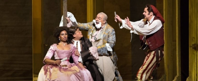 BWW Roundup: It's Almost 'In with the New' But Not Before Some Last 'Hurrahs!' for Opera's 2017