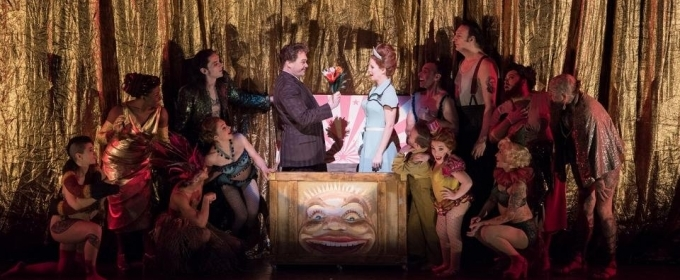 BWW Review: With Cast Headed by O'Hara and Maltman, Guess Who Gets the Last Laugh on Mozart's COSI at the Met?