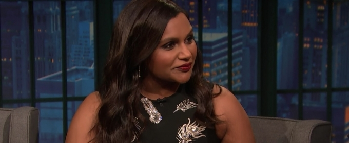 VIDEO: Watch Mindy Kaling Chat OCEANS 8 & More on LATE NIGHT