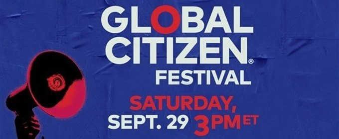 GLOBAL CITIZEN FESTIVAL to Air on MSNBC