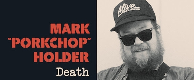 Mark 'Porkchop' Holder's New LP 'Death And The Blues' Out 11/3