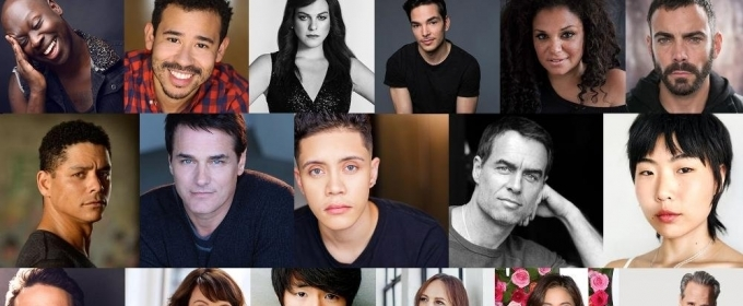 Michael Park and Ashley Park Join Laura Linney in ARMISTEAD MAUPIN'S TALES OF TH...