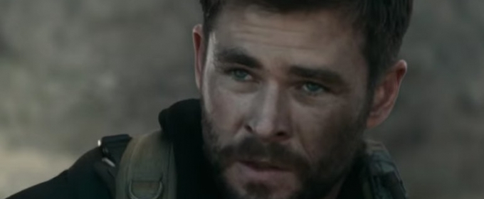 VIDEO: Watch Chris Hemsworth in Official Trailer for 12 STRONG